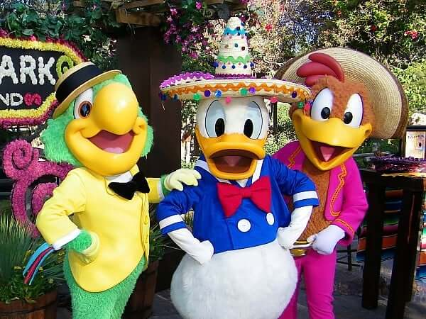 Intercâmbio em Orlando: Disney