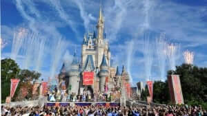 Melhores dias para ir à Disney em Orlando
