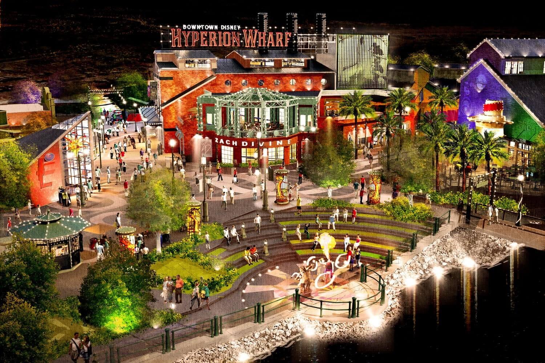 downtown-Disney-em-Orland
