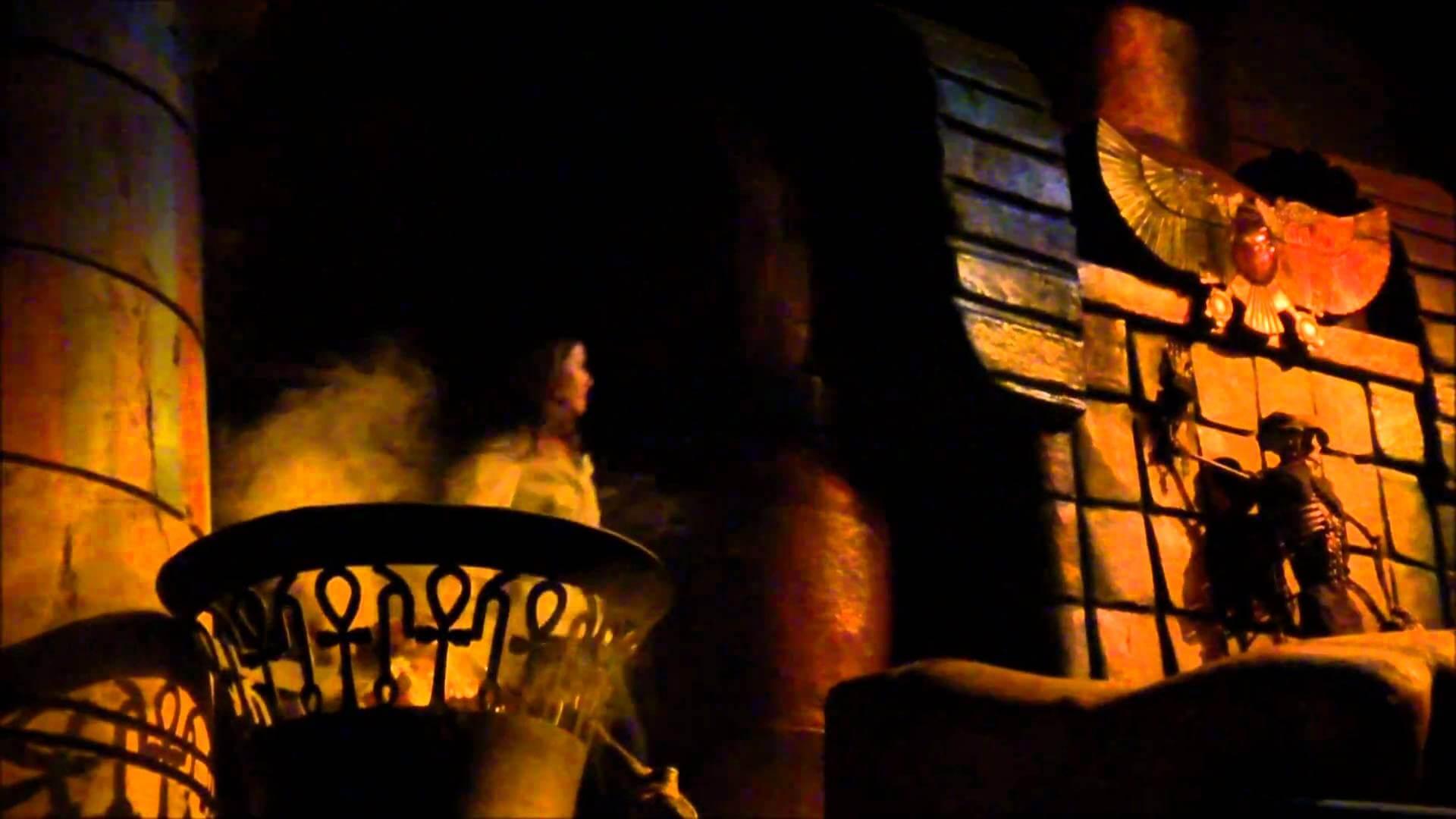 The Great Movie Ride no Disney Hollywood Studios Orlando por dentro