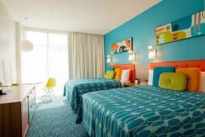 Complexo Universal Studios em Orlando: hotéis da Universal
