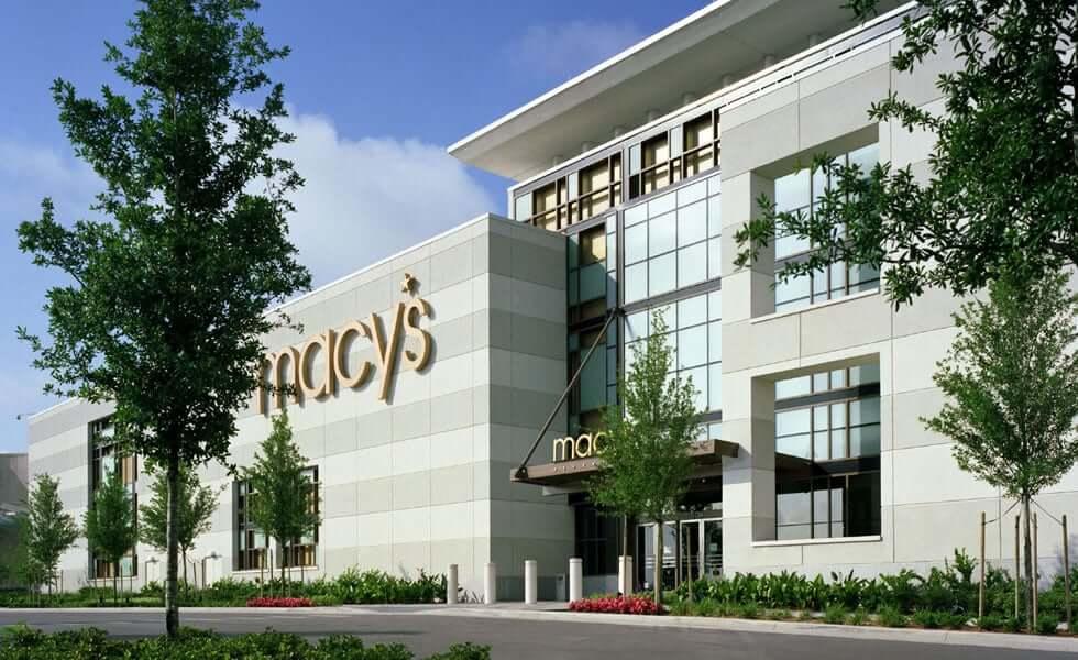Lojas de departamento em Orlando: Macys