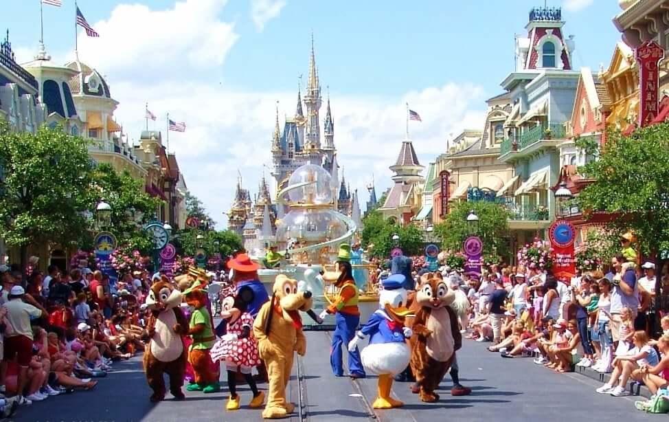 Melhores brinquedos do Parque Disney Magic Kingdom