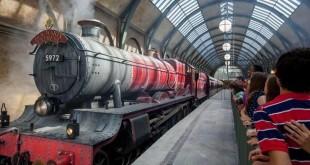 Trem Hogwarts Express na Universal Orlando 4