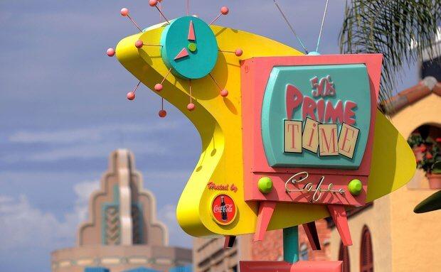 50's Prime Time Café na Disney Orlando
