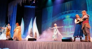 Musical do Frozen Sing-Along Celebration na Disney Orlando 1