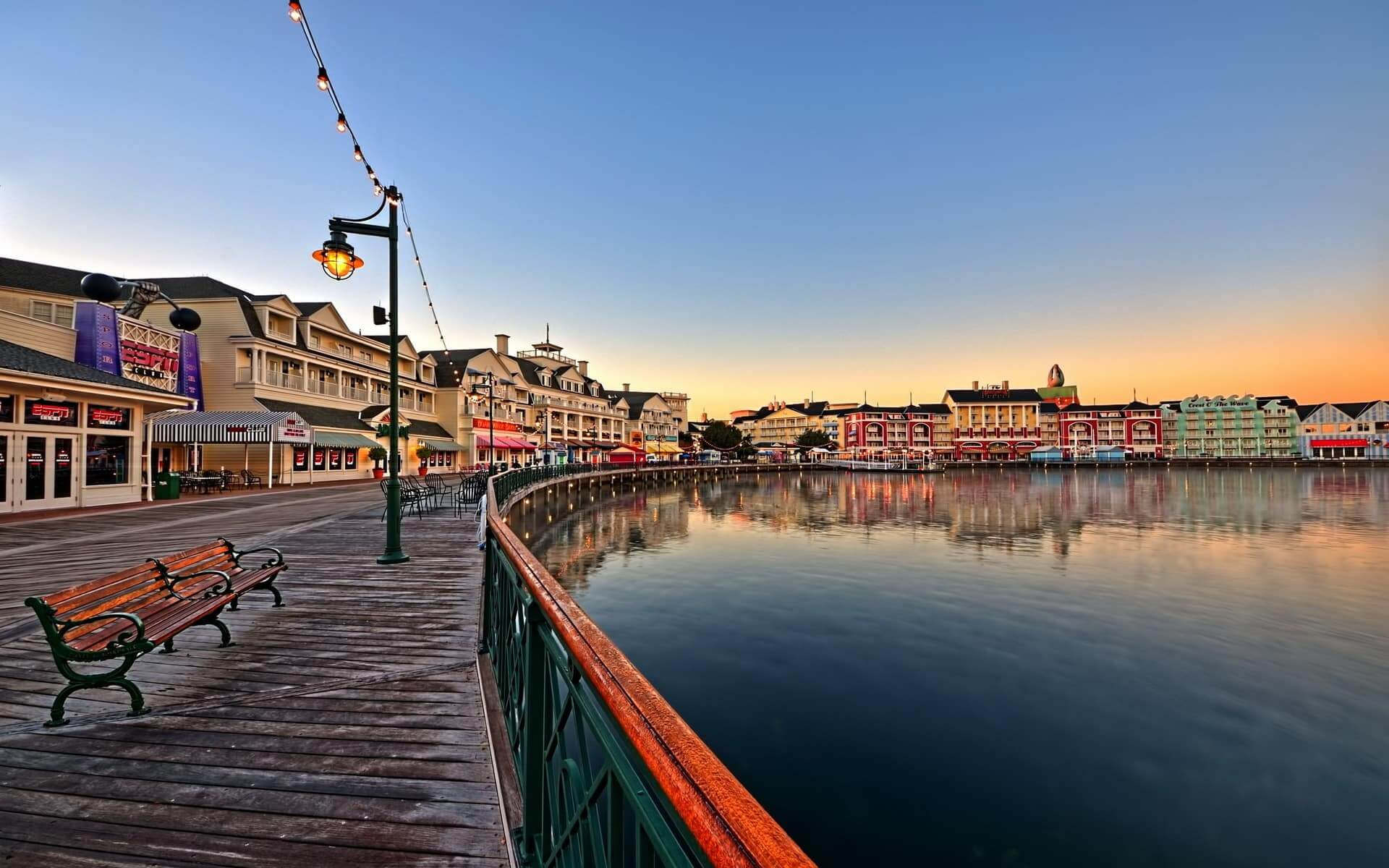 Disney's BoardWalk em Orlando