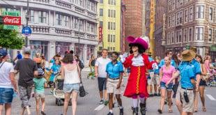 Character Palooza e o encontro com personagens na Disney Orlando 1