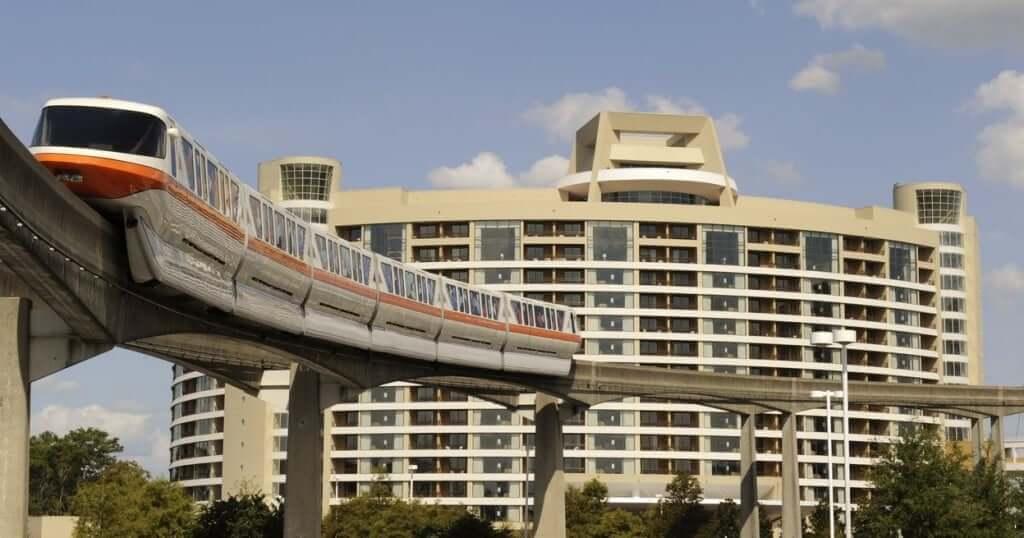 Hotel Disney's Contemporary Resort em Orlando