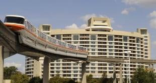 Hotel Disney's Contemporary Resort em Orlando 3