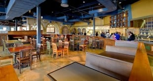 Restaurante Spice Mill no Seaworld Orlando 1