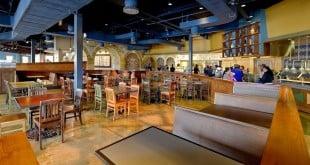 Restaurante Spice Mill no Seaworld Orlando 1