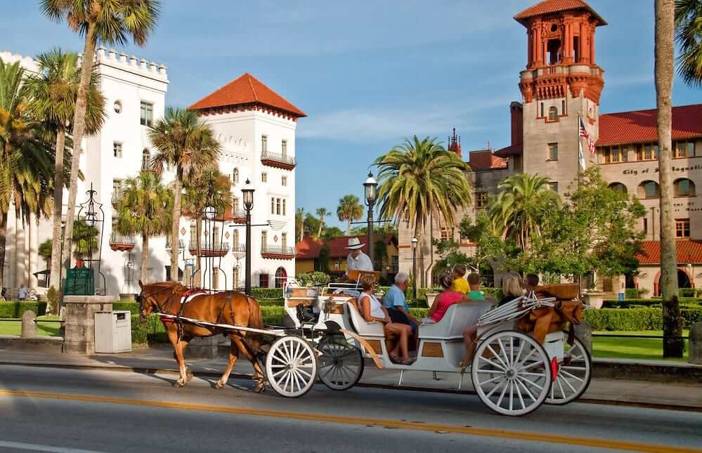 St-Augustine-Florida