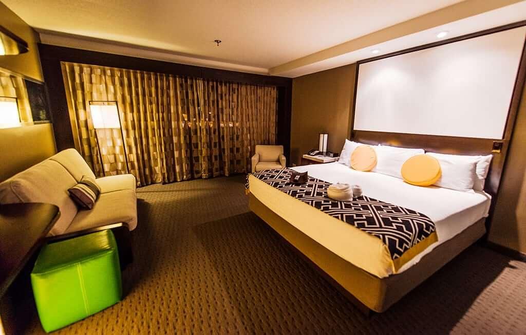 Hotel Disney's Contemporary Resort em Orlando: Quartos