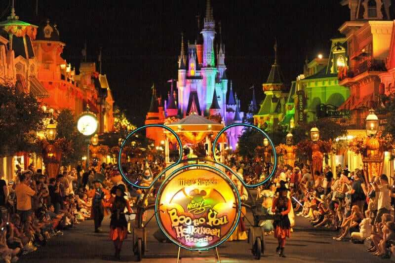 Orlando e Disney no mês de Setembro: Halloween da Disney: Mickey's Not-So-Scary Halloween Party