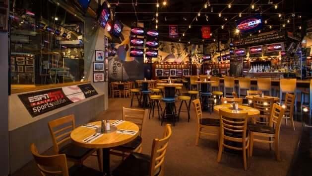 Restaurante ESPM da Disney