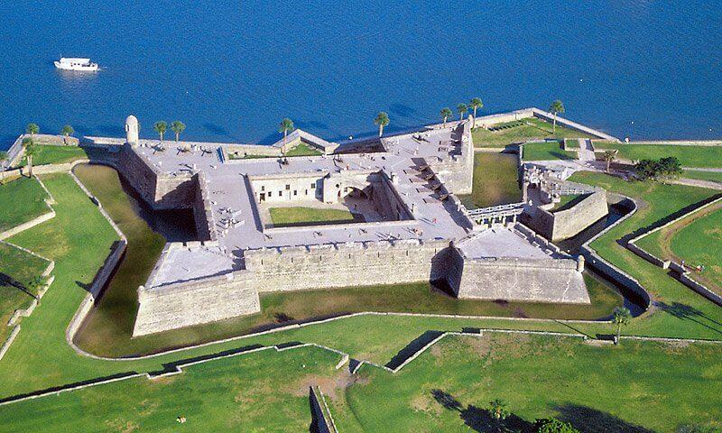 Fortaleza de Castillo de San Marcos