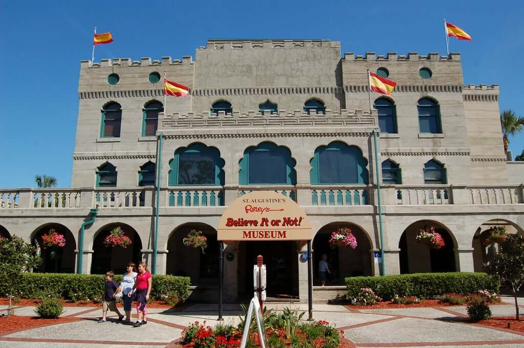 museu-ripley-St-Augustine-Florida