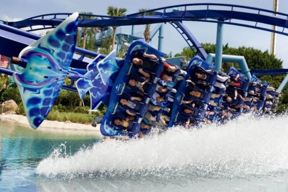 Meses de alta temporada em Orlando: julho no SeaWorld