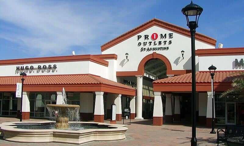 Saint Augustine Premium Outlets