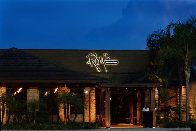 Restaurante Roy's em Orlando