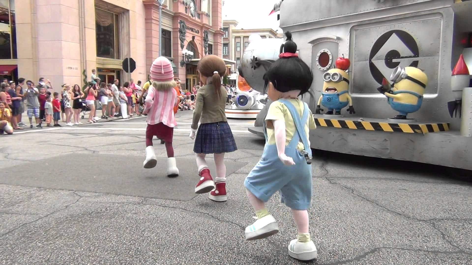 Universal's Superstar Parade em Orlando