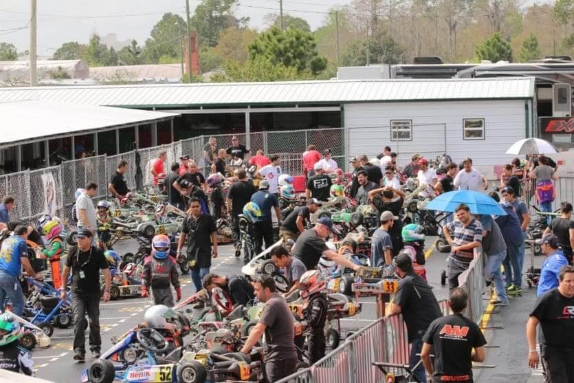 Orlando Kart Center om Orlando