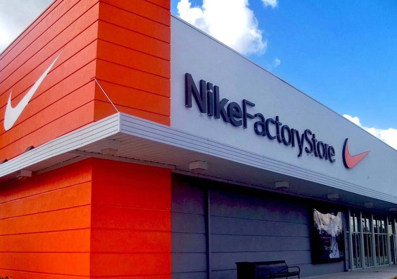 Lojas Nike em Orlando