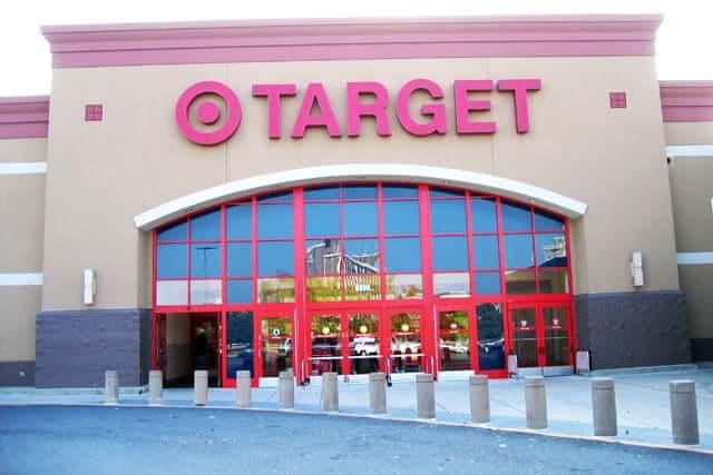 Supermercado Target em Orlando: fachada