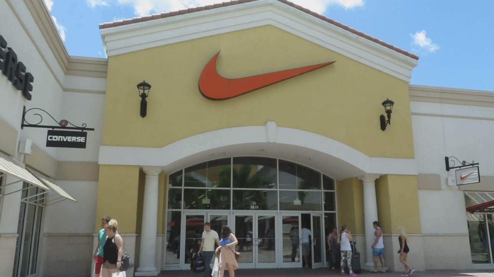 Lojas Nike em Orlando: Outlet Premium