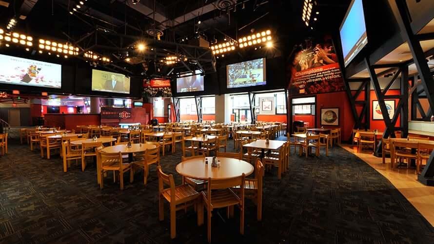 Parque da ESPN: ESPN Wide World of Sports Grill