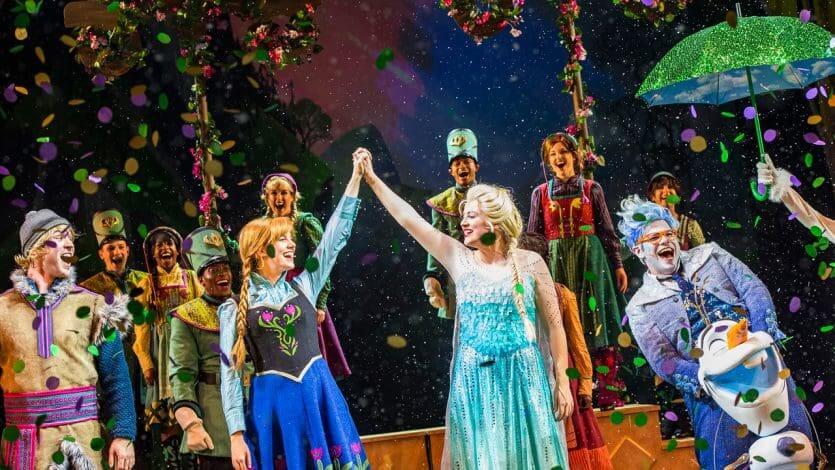 Cruzeiro Disney Wonder: Frozen, A Musical Spectacular