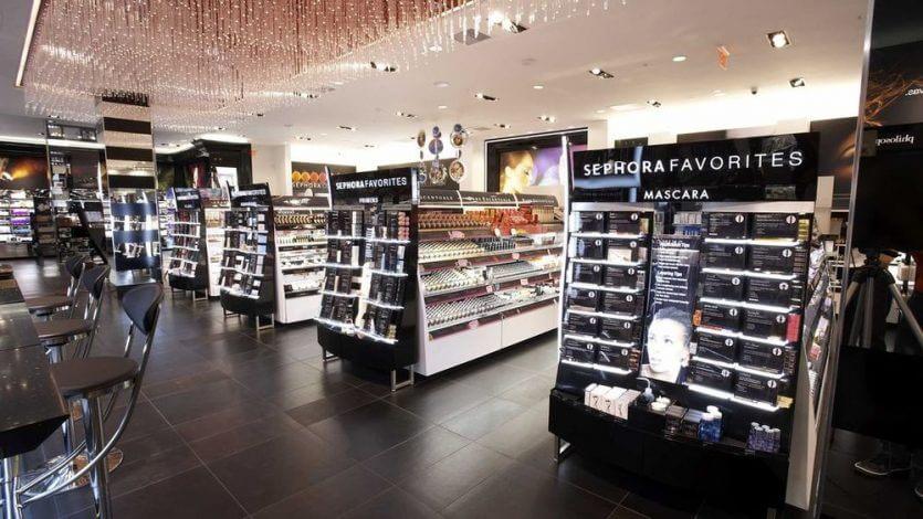 Loja Sephora em Orlando: produtos