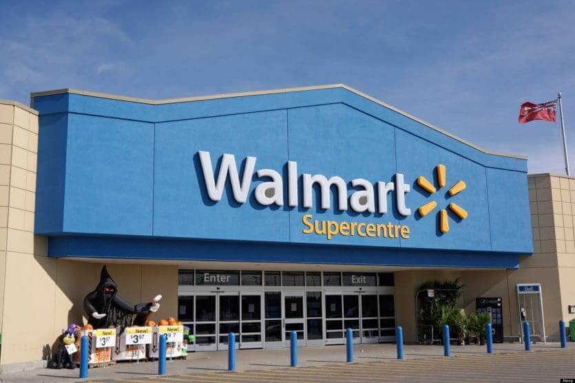 Melhores Supermercados em Orlando: Walmart