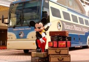 Como andar em Orlando e na Disney: transfer