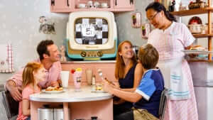 Melhores restaurantes da Disney Orlando: 50´s Prime Time Cafe