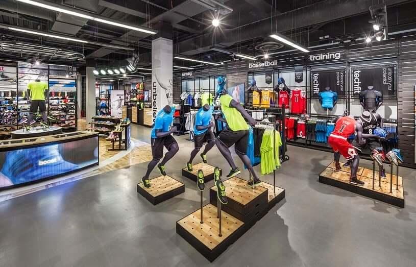 Onde comprar roupas de ginástica e academia em Orlando: Adidas