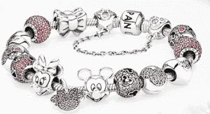 Charms da Disney para Pandora