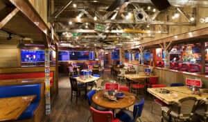 Restaurante Bubba Gump em Orlando 2