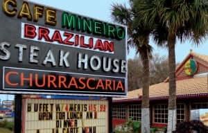 Restaurantes brasileiros em Orlando: Cafe Mineiro Steak House