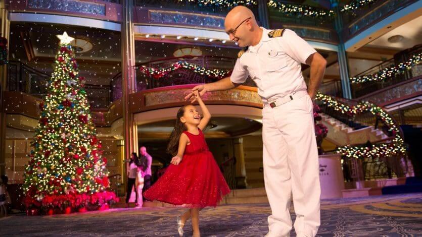 Natal e Ano Novo na Disney e Orlando: Cruzeiros da Disney no Natal