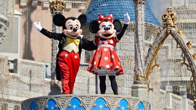 10 dicas para ir à Disney e Orlando com crianças: Mickey e Minnie