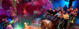 7 brinquedos para crianças em Orlando: E.T. Adventure
