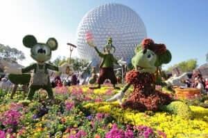 Disney e Orlando no mês de Abril