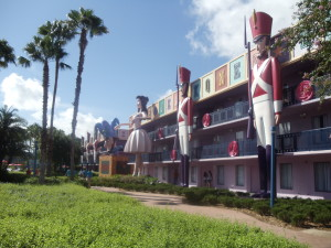 Hotel Disney All Star Movies em Orlando