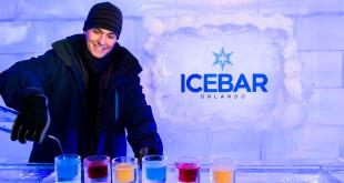 Bar de gelo IceBar em Orlando 2