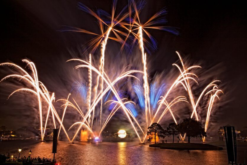 Roteiro 5 dias em Orlando: IllumiNations Reflections of Earth