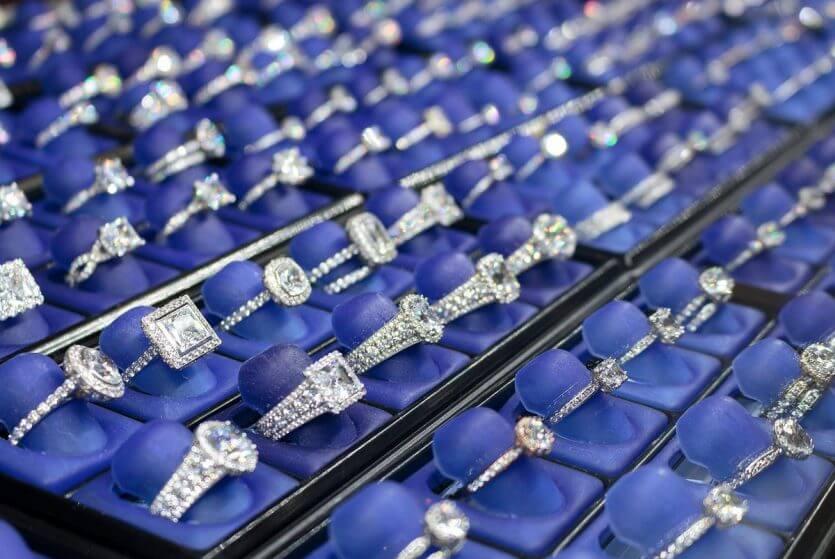 Onde comprar joias em Orlando: International Diamond Center
