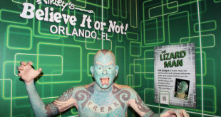Museu Ripleys Believe it or Not em Orlando 4