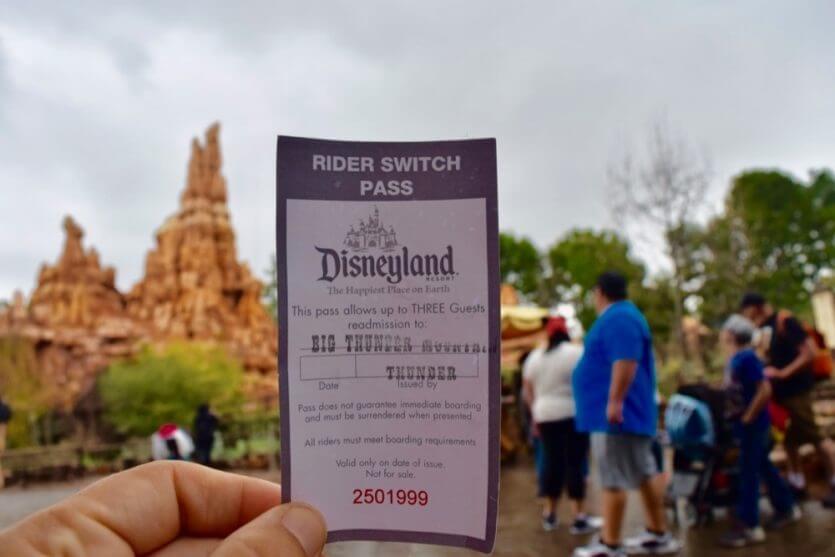 10 dicas para ir à Disney e Orlando com crianças: Rider Switch
